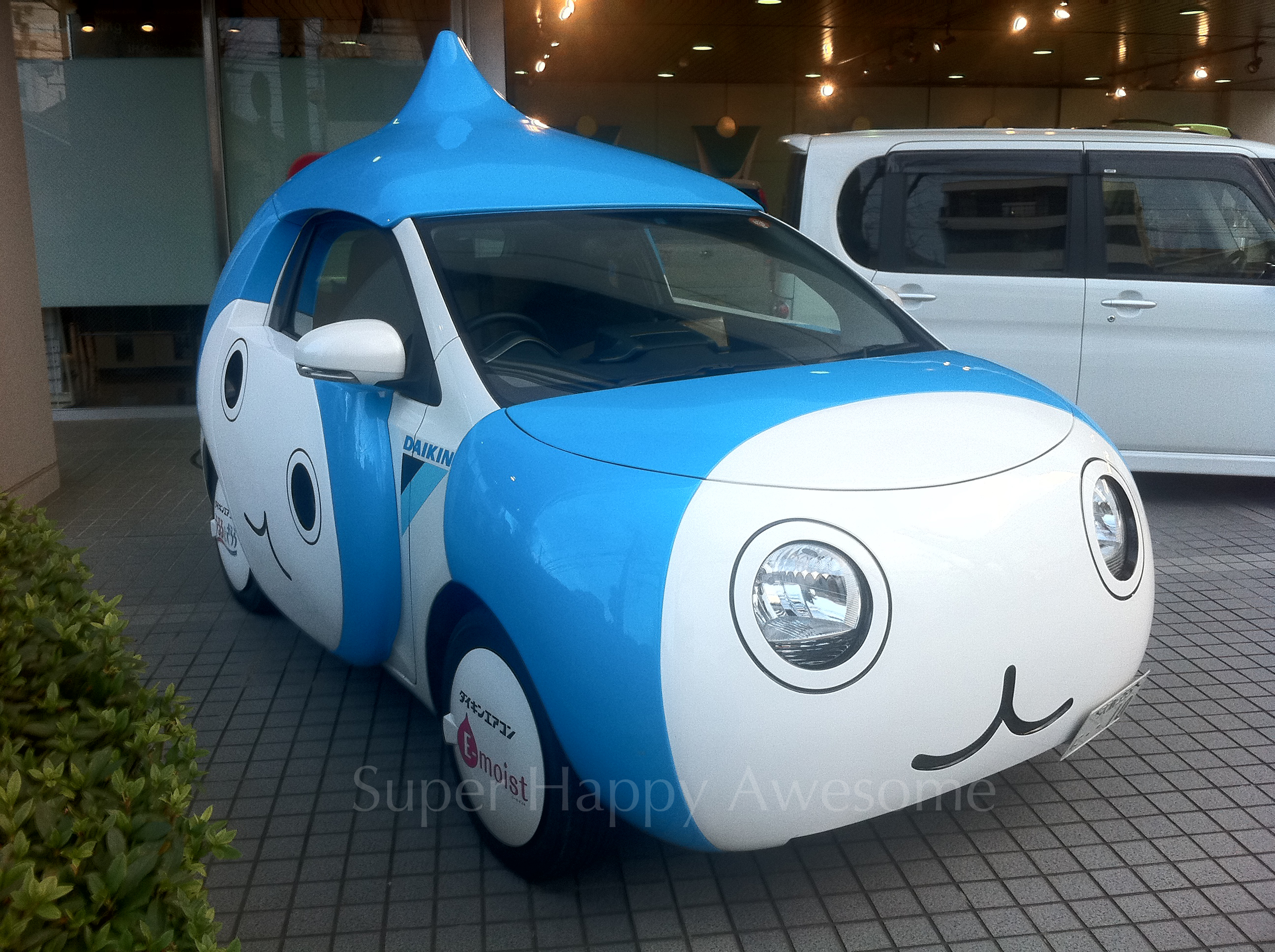 cutest cars cute japanese kawaii pretty ever wrap weird expanse funny copy mascot planet japan company adorable front cuter challenge