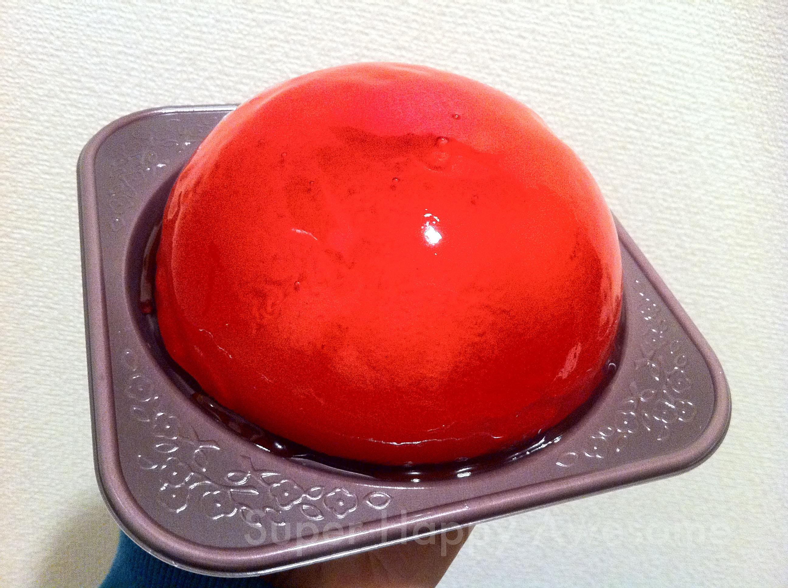 Neon Genesis Evangelion Christmas Cake  