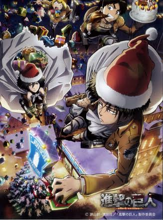 attack on titan christmas 1