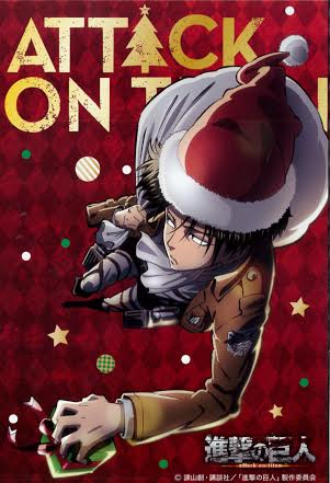 attack on Titan christmas 3