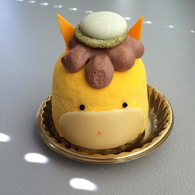 gunma chan cake